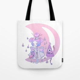 Lovey Lolita Yokai Tote Bag
