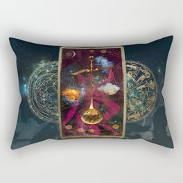 Zodiac : Libra Rectangular Pillow