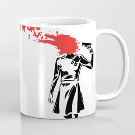 Butterfly HeadShoot Coffee Mug