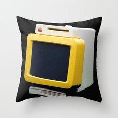 ECRAN Throw Pillow