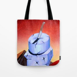Wrath (seven deadly sins) Tote Bag