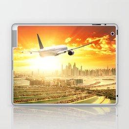 traveling in dubai Laptop & iPad Skin