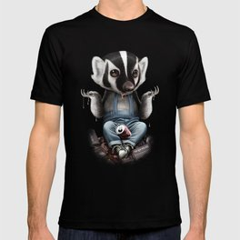 BADGER TAKES ALL T-shirt