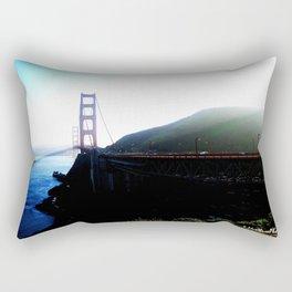 San Francisco. Rectangular Pillow