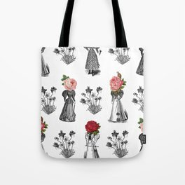 The Dreams of Flowers | The Tables Have Turned Tote Bag