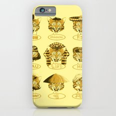 Many Meows iPhone 6s Slim Case