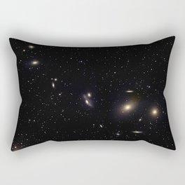Galaxy Cluster Rectangular Pillow