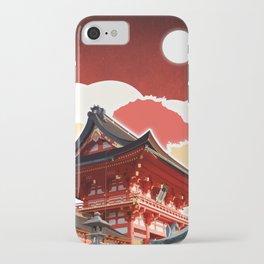 Night in Japan II iPhone Case