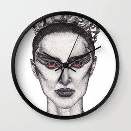 Natalie Portman - Black Swan Wall Clock