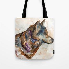 WOLF#1 Tote Bag