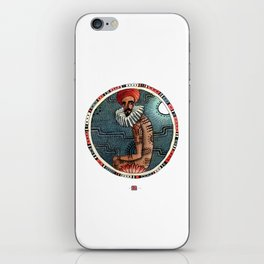 Tribes of our lives iPhone Skin