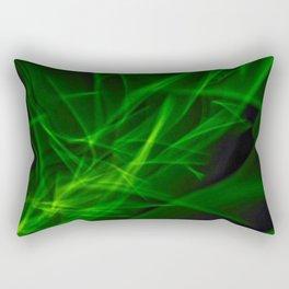 Glowstick Light painting Rectangular Pillow