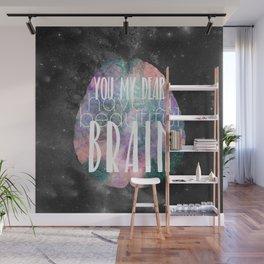Beautiful Brain Wall Mural