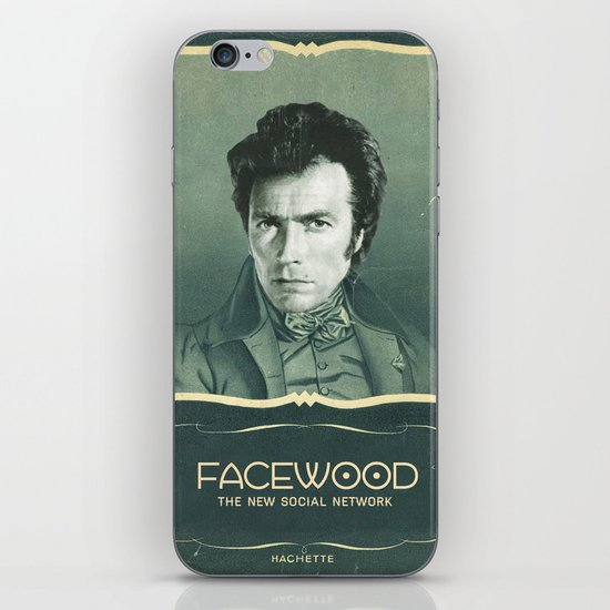 facewood iPhone & iPod Skin
