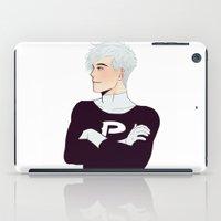 danny ivan iPad Cases featuring Danny Phantom by Yuki119