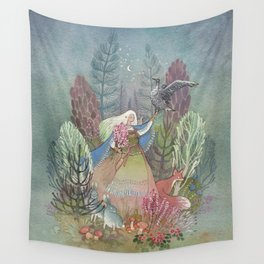 Mielikki Wall Tapestry