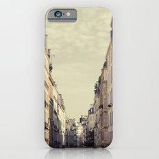 Paris Streets Slim Case iPhone 6s