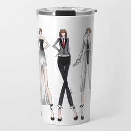 The Dregs | Six of Crows by Leigh Bardugo Travel Mug