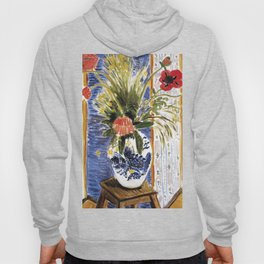 Henri Matisse - Poppies - Exhibition Poster Hoody