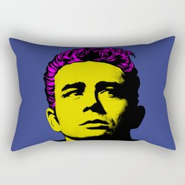 JamesDean01-2 Rectangular Pillow