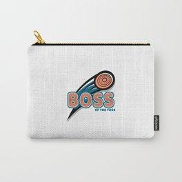 Boss Of The Toss Disc Golf - Frisbeegolf Carry-All Pouch