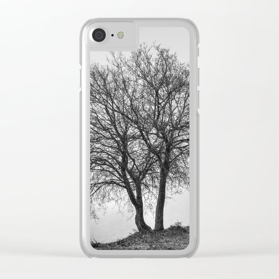 """Together forever"" Clear iPhone Case"