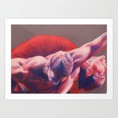 NYC Ballet Art Print
