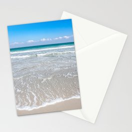 Paradise is the Beach Stationery Cards