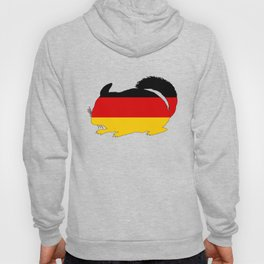 German Flag - Chinchilla Hoody