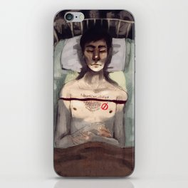 Studied and Observed  iPhone Skin