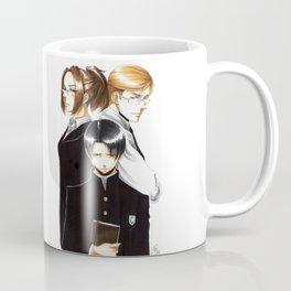 OriSor Shingeki No Kyojin High School Fanart by Mistiqarts Coffee Mug