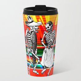 PastPresent Calaveras Travel Mug