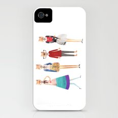 Fox love Slim Case iPhone (4, 4s)