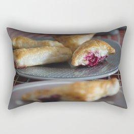 Tasty Breakfast Rectangular Pillow