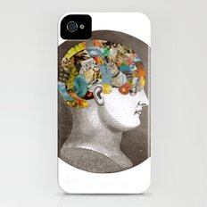 Phrenology iPhone (4, 4s) Slim Case