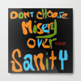 Yolo You only live once Metal Print