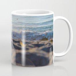 Surfers in the Morning Light Coffee Mug