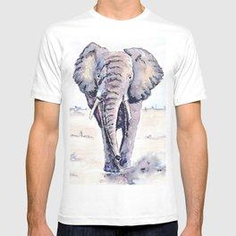 Elephant on a mission T-shirt