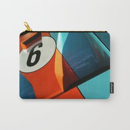 Car Numero 6 Carry-All Pouch