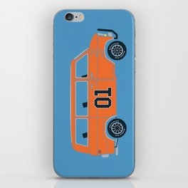 The General Van iPhone Skin
