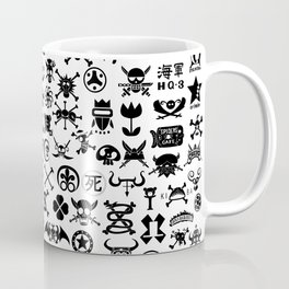 One Piece Jolly Roger Coffee Mug