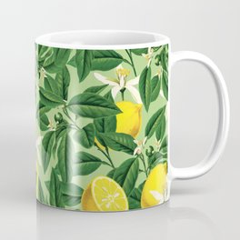 Lemonade || #society6 #decor #pattern Coffee Mug
