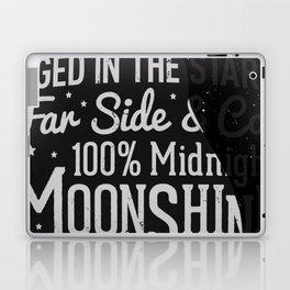 Midnight Moonshine Laptop & iPad Skin