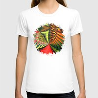 brasil T-shirts featuring Brasil by Lyle Hatch