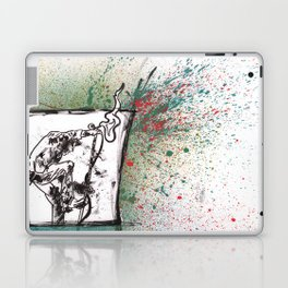 Been Steppin' on the Devil's Tail.... Laptop & iPad Skin