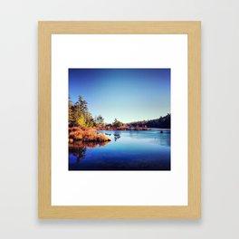 Catskill Forest Preserve I Framed Art Print