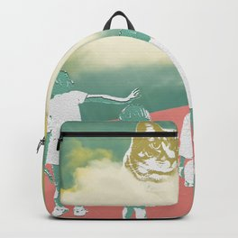 A Cat's Mind Backpack