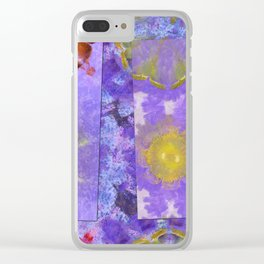 Cranioclasty Nightmare Flowers  ID:16165-060316-03481 Clear iPhone Case
