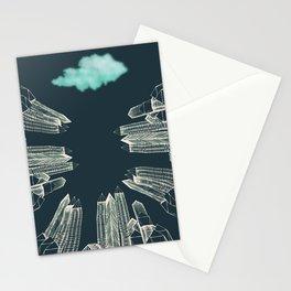Dark Area Stationery Cards