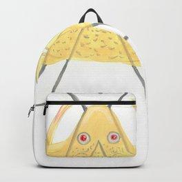 X is for Xenopus Frog Letter Alphabet Decor Design Art Pattern Backpack